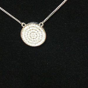 Vince Camuto crystal studded necklace New with tag